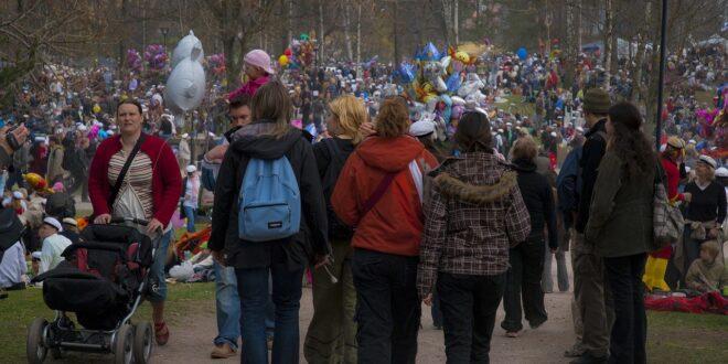 Ulkomaalaiset opiskelijat Suomessa
